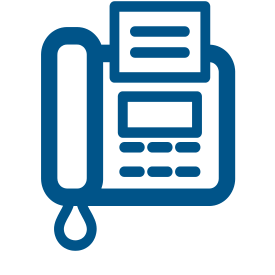 icon-blue-fax-machine